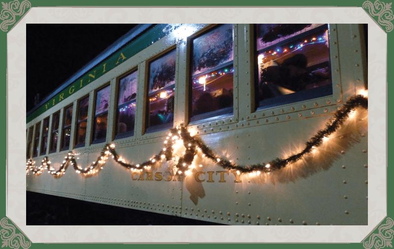 V&T Railway The Polar Express Carson City