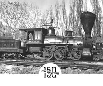 V&T Railway 150 year anniversary