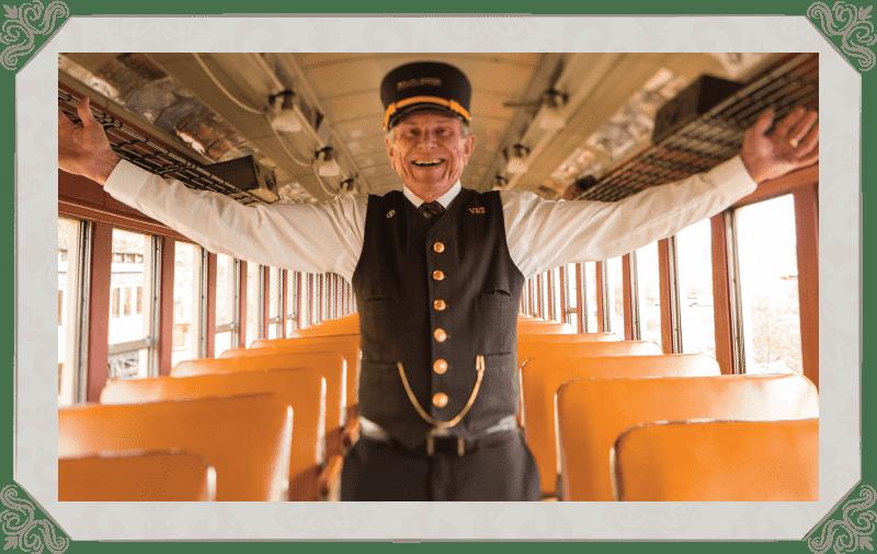 V&T Railway Conductor