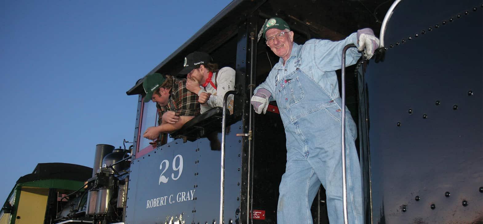V&T Railway Carson City to Virginia City