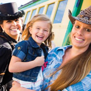 V&T Railway Virginia city to Gold hill Families