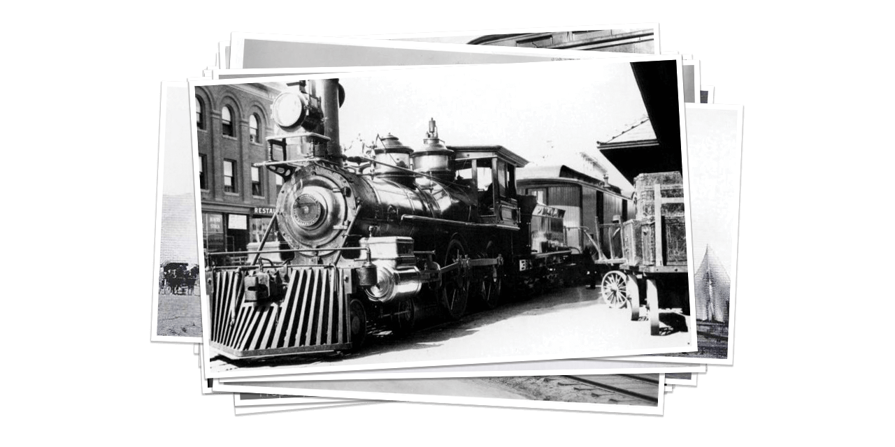 V&T Railway History - Railroad Reconstruction Carson City to