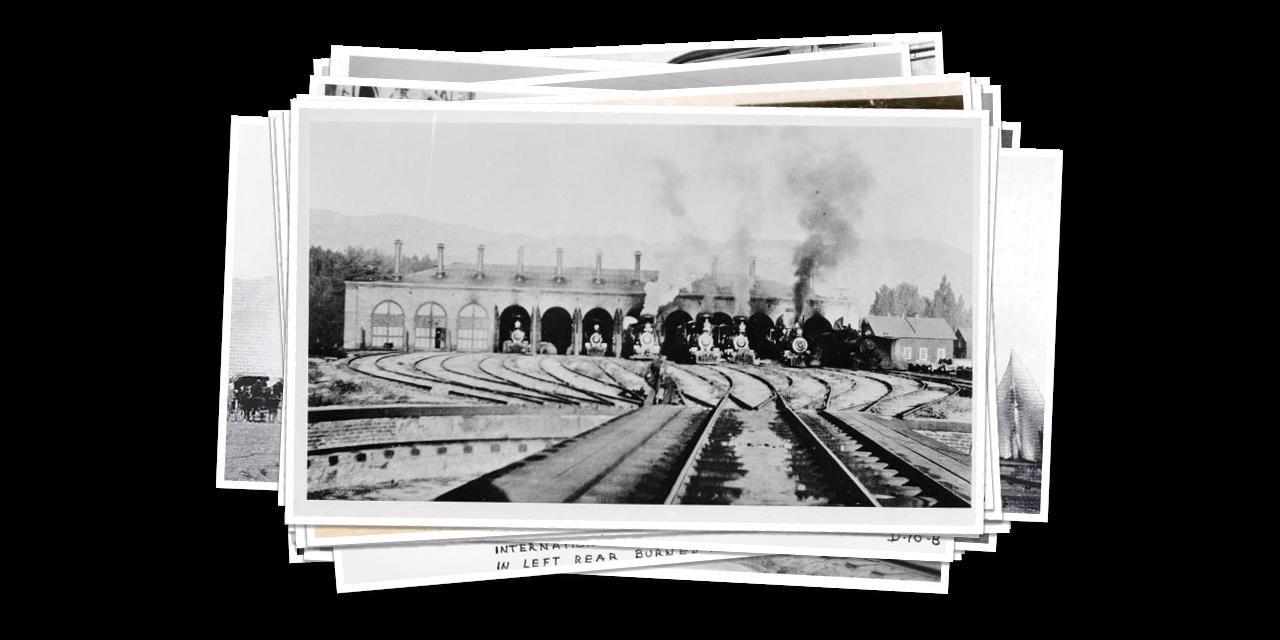 Carson City Historical Photo