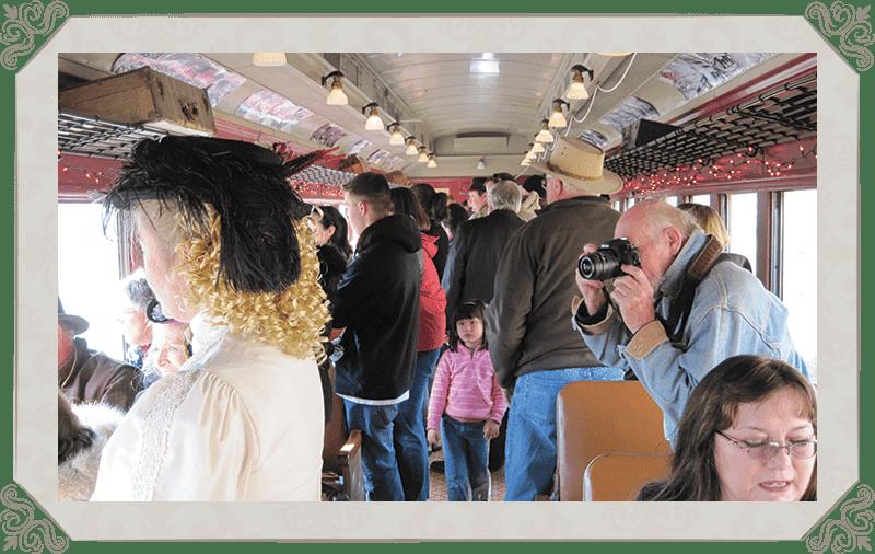 V&T Railway Virginia City to Carson City