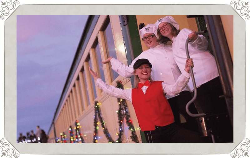 The Best Holiday Happening in Nevada? The Polar Express™ Train Ride