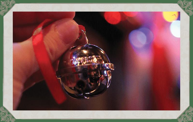 V&T Railway The Polar Express Christmas Ornament