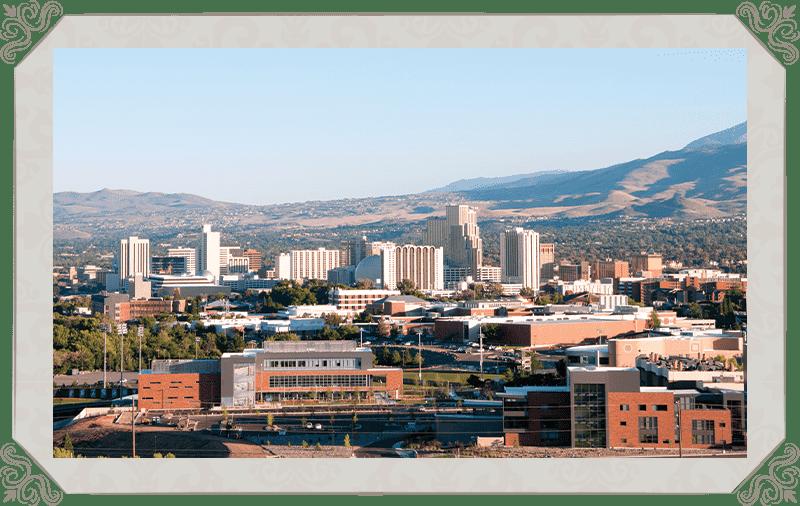 V&T Railway Reno Nevada