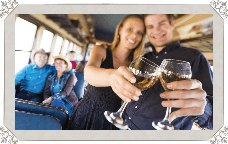 V&T Railway Wine Train
