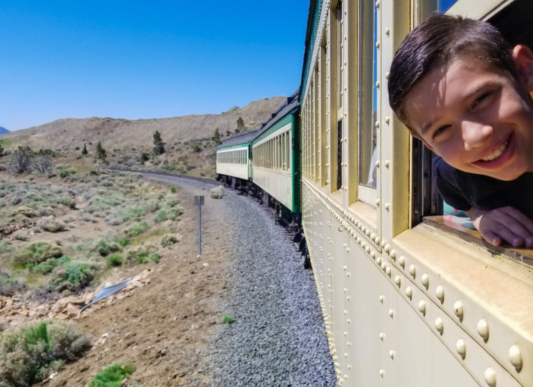 48 Hours in Carson City, Nevada