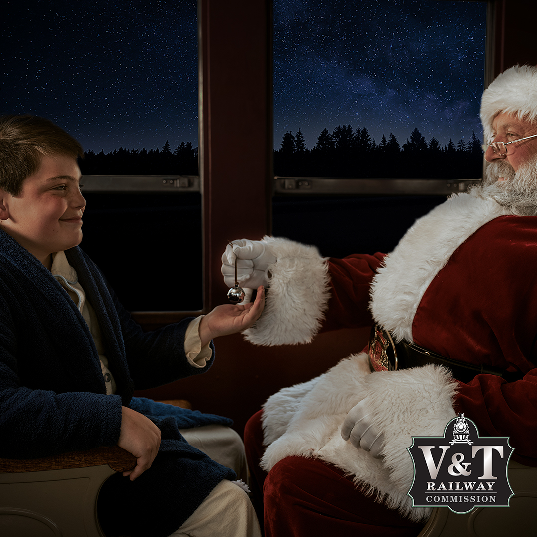 Embrace the Holidays on The Polar Express